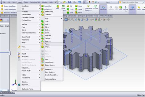 solidworks tutorial helical gear tutorial creating helical gear in solidworks grabcad