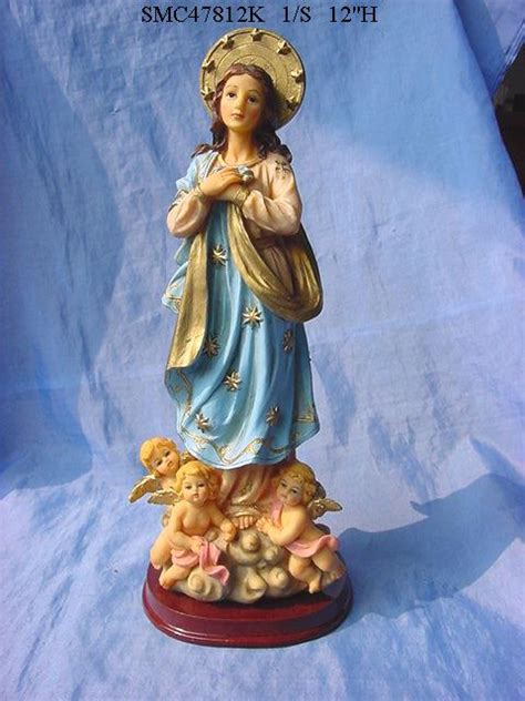 catholic figurines religious religion statues polyresin