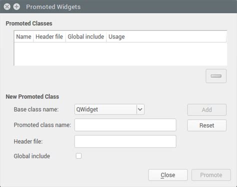 pyside tutorial qt designer python using pyside custom widgets in qt designer
