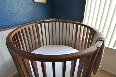 Custom Made Baby Cribs by Baby Crib Modern Cribs Other Metro By Haus