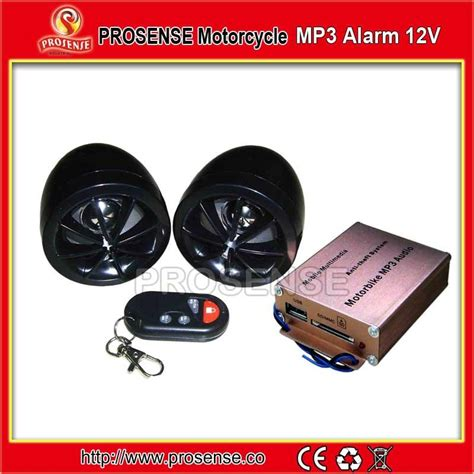 Alarm Motor Tad motor mp3 alarm prosense china manufacturer burglarproof security protection products
