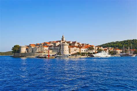 circuit essentiel de la croatie croatie avec voyages