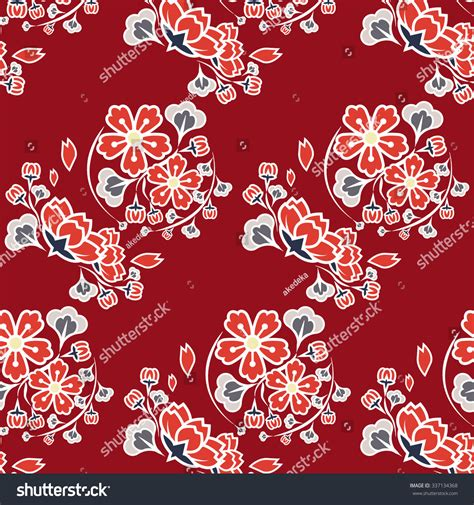 japanese pattern facts japanese floral pattern