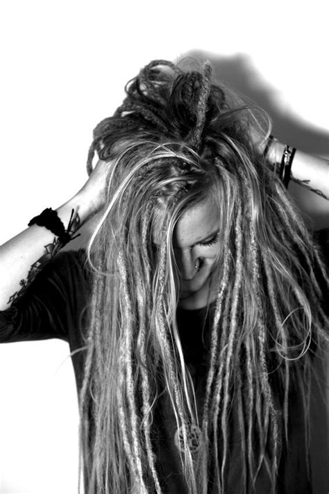 partial dreads the end braids and hair on pinterest