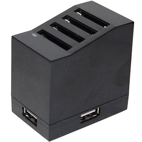 Usb Hub 4 Slot 4sdhub usb 2 0 four 4x slot sd card reader with 3 port