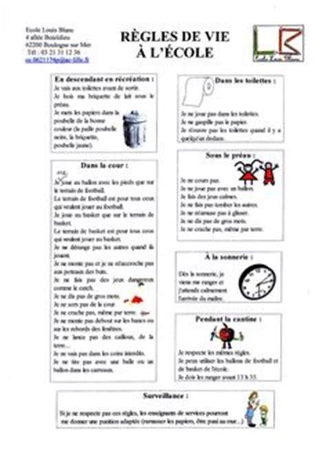 Affiche Les Regles De La Maison 2923 1000 images about vivre ensemble on behavior