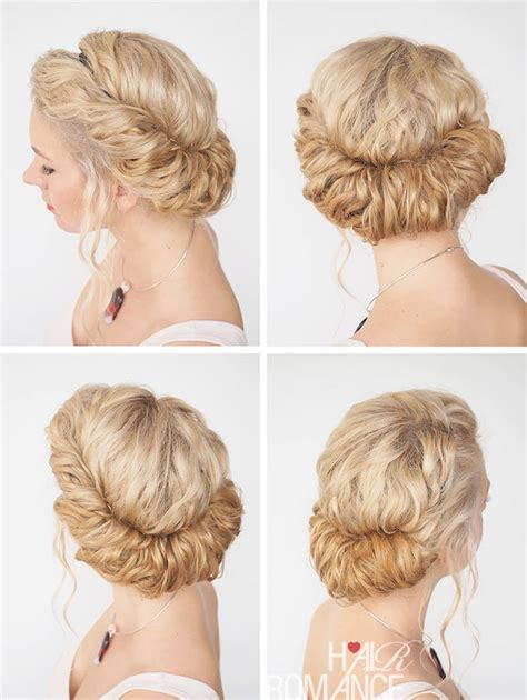 curly hairstyles to do 30 curly hairstyles in 30 days day 18 hair romance