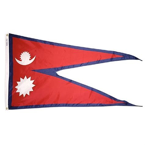 flags of the world nepal nepalese flag nepal flag from flags unlimited