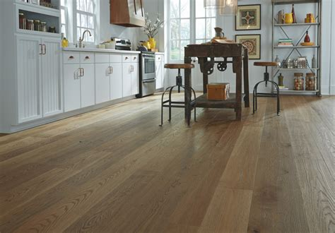 Farmhouse Floors Farmhouse Collection White Oak Flooring Farmhouse Kitchen Boston By Carlisle Wide