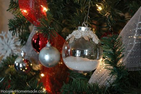 homemade christmas tree decorations diy beaded ornaments 100 days of homemade holiday
