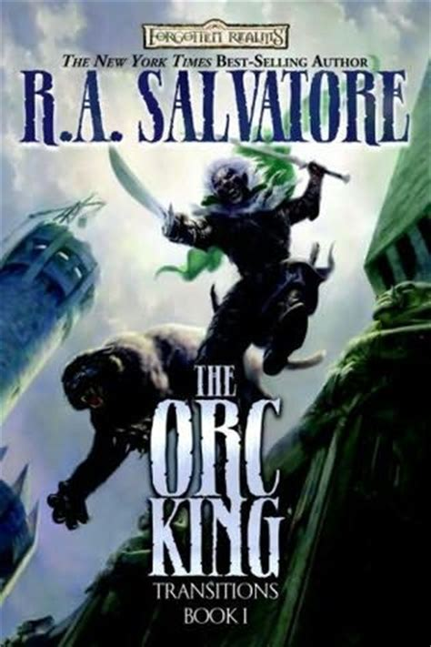 the orc king forgotten 0786943408 книга the orc king