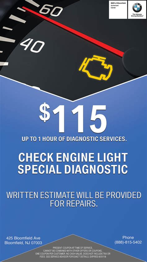 bmw bloomfield service service specials for newark nj drivers bmw of bloomfield
