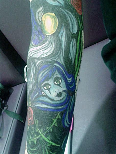 living dead tattoo living dead design by rosenrotohrosenrot on