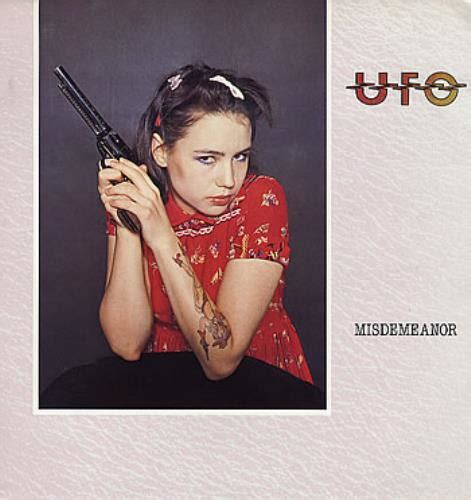 Are Misdemeanors Record Ufo Misdemeanor Records Lps Vinyl And Cds Musicstack