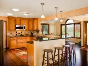 kitchen with bar open kitchen with breakfast bar kitchen cleveland by