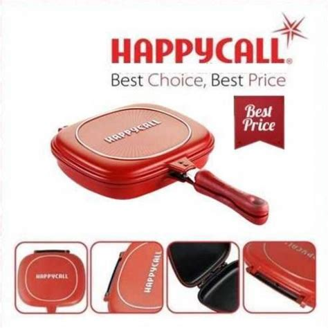 Harga Happy Call Jumbo 32 Cm jual happy call 32cm pan korea happy call jumbo