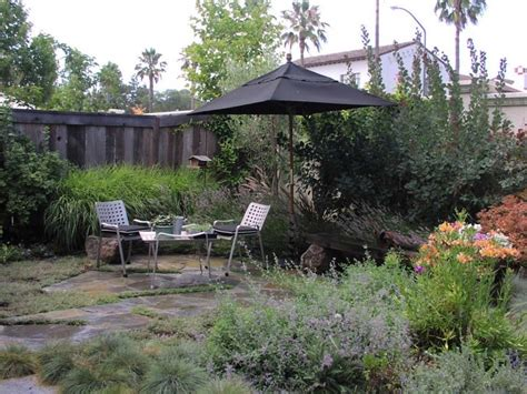 California Backyard Patio by Northern California Patio Backyard