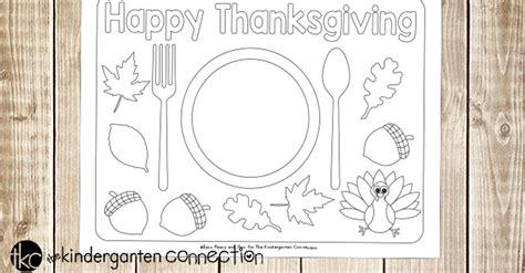 printable turkey placemat fun printable thanksgiving placemats