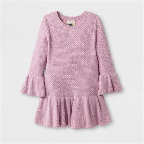 toddler sweater dress genuine from oshkosh
