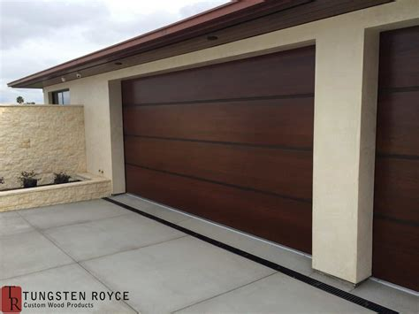 2 door garage modern garage doors tungsten royce