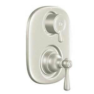 moen t4111bn kingsley moentrol shower valve with built in