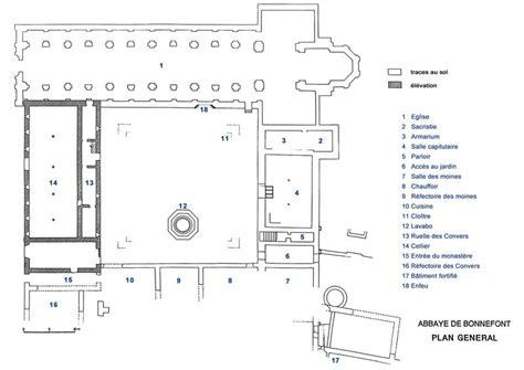 general layout en français plan g 233 n 233 ral de l abbaye photo de architecture abbaye