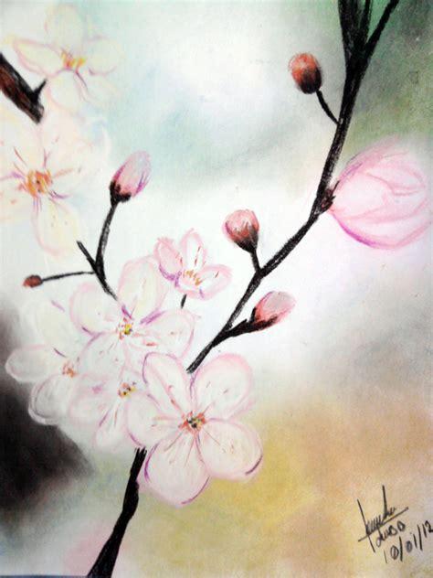 imagenes flores de cerezo flores de cerezo en dibujos imagui