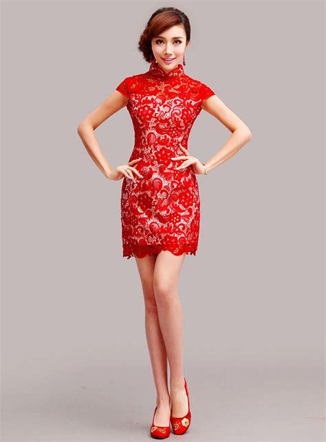 baju cheongsam modern yuk til cantik dan makin percaya diri saat imlek dengan