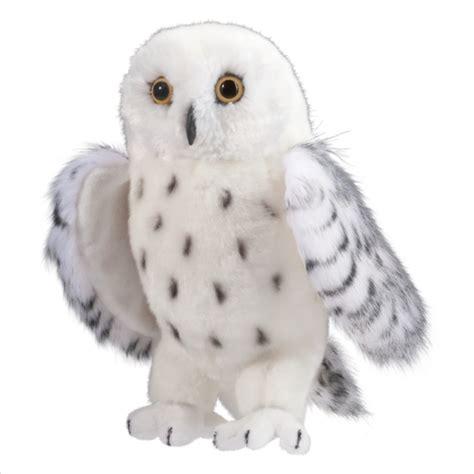 amazoncom snowy owl legend the snowy owl stuffed animal by douglas at stuffed safari