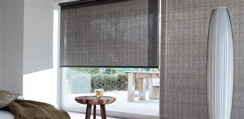 How To Make Home Interior Beautiful by Roller Blinds Hunterdouglas