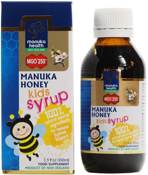 Dijamin Sambucol Cold And Flu madu manuka syrup mgo 250 100ml