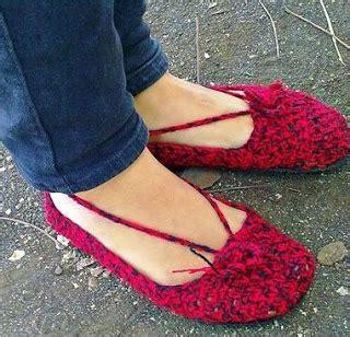 Sepatu Rajut sepatu rajut loveknittedshoes
