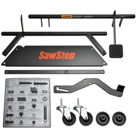 Table Saw Mobile Base by Sawstop Mobile Base Mb Cns 000 Rockler Woodworking Tools