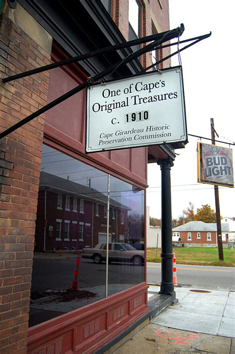 cape s house of ill repute 171 cape girardeau history and photos