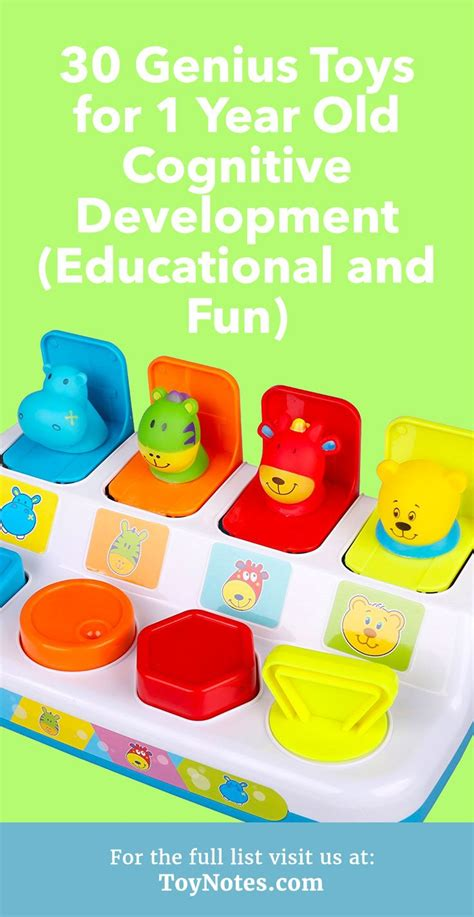 30 best toys for 3 30 genius toys for 1 year cognitive development educational and notes