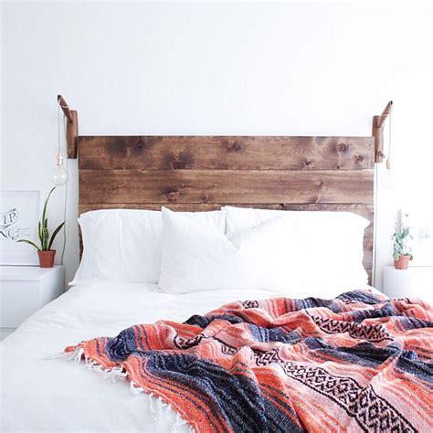 simple bed headboards best 25 diy headboard wood ideas on pinterest