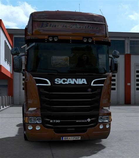 rjl improvements   ets mods euro truck