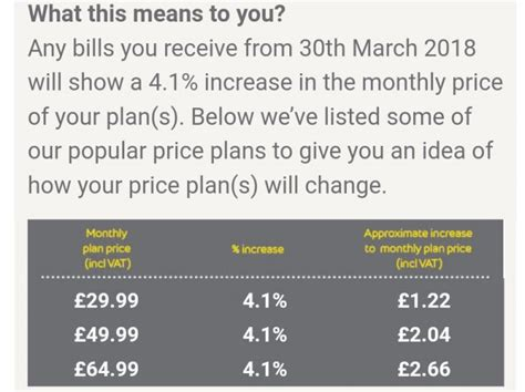ee to increase prices for many customers coolsmartphone
