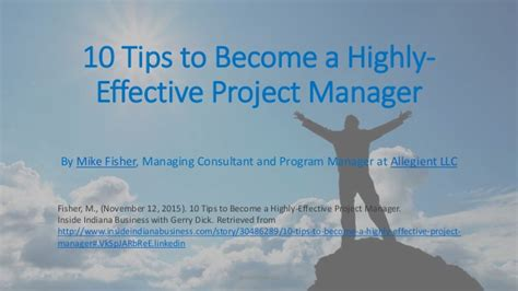 10 free tools for effective project management 10 traits of highly effective project managers