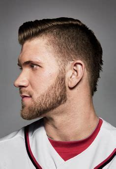baseball haircuts 1000 images about bryce harper on pinterest bryce
