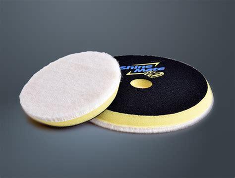 Shinemate Foam Pad 4 t140 wool pad nap 6mm shinemate global