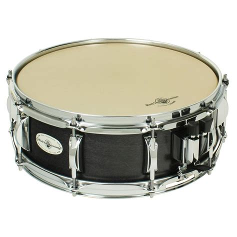 Snare Drum 14inch black sw concert maple snare drum 5 x 14 inch mcquade musical instruments