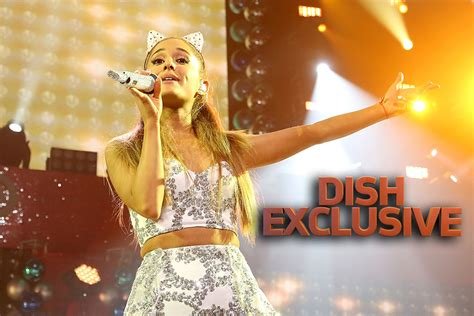 ariana grande leaves big sean disappointed dish nation