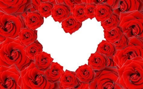 red roses love heart wallpapers hd wallpapers id