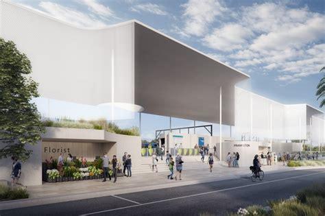 design contest for rail stations makeover light ephemeral beach inspired design wins frankston