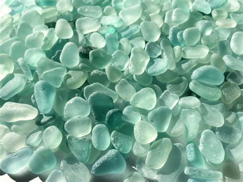 sea glass tiny sea glass blue sea glass bulk blue glass bulk
