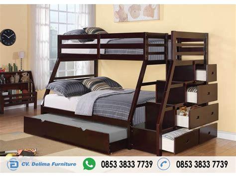 Tempat Tidur Tingkat Minimalis Murah tempat tidur tingkat murah 3 bed box bayi tempat tidur