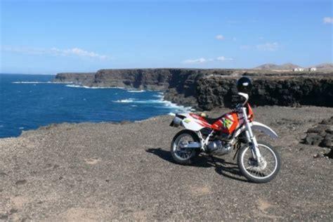 Motorrad Fahren Mit Hund by Motorrad Fahren Auf Fuerteventura Fuerteventura Urlaub
