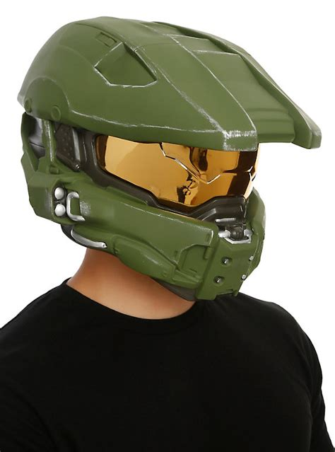 How To Make A Master Chief Helmet Out Of Paper - halo master chief helmet topic