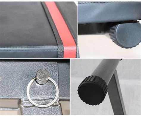 Banc De Musculation Pliable Pas Cher by Banc De Musculation Pliable Pullup Fitness